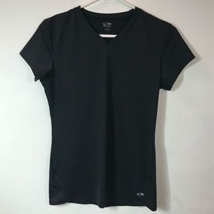 Champion Black Performance T-shirt L